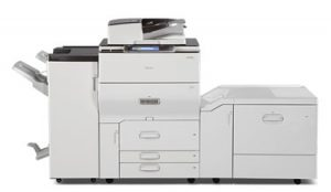 Ricoh Digital Production Printer