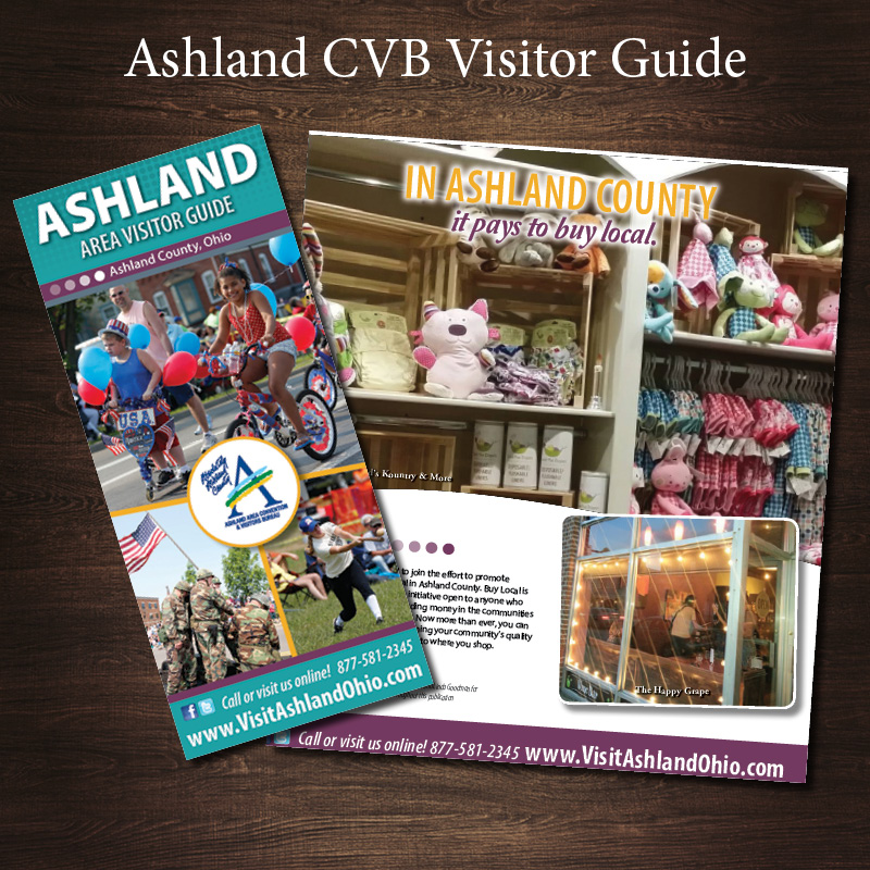 Ashland CVB Visitor Guide