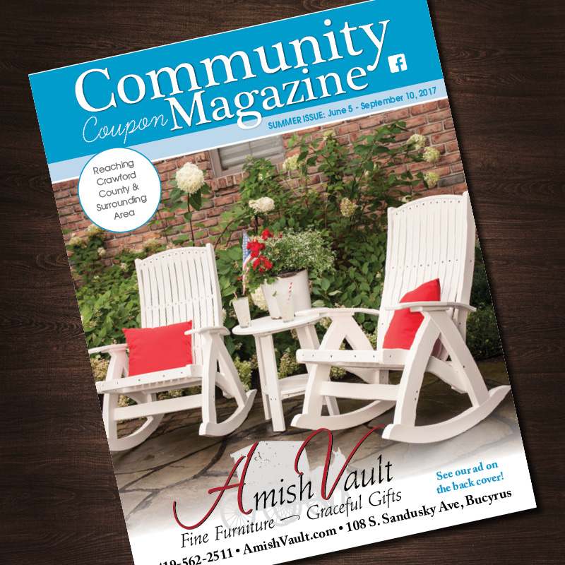 Community Coupon Magazine