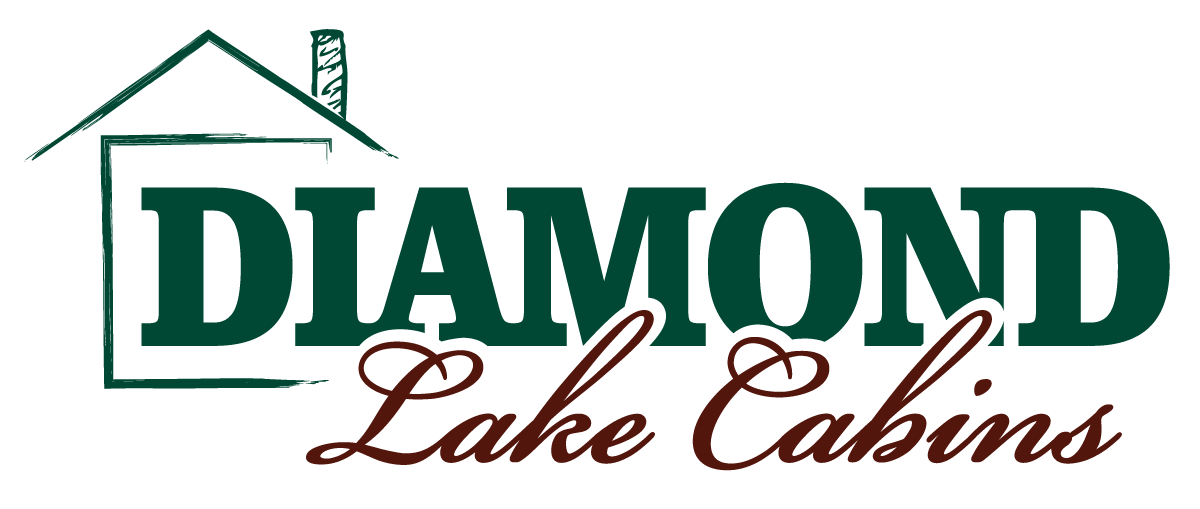 Diamond Lake Cabins Logo