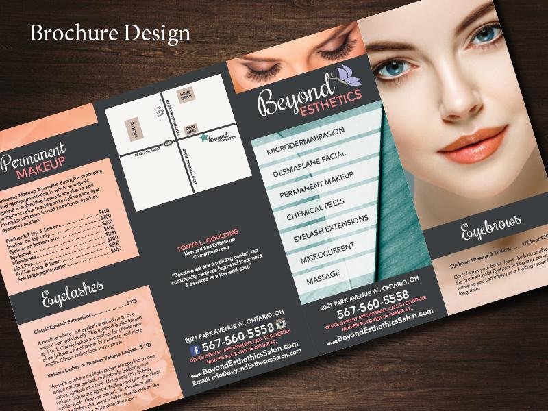 Beyond Esthetics Brochure