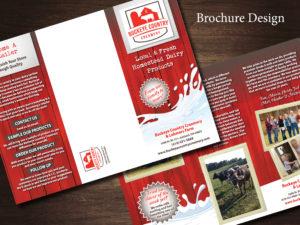 Buckeye Country Creamery Brochure