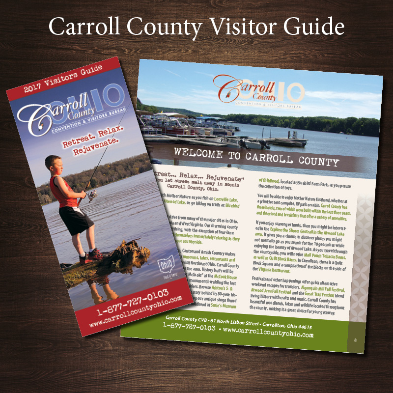 Carroll County Vistor Guide