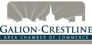 Galion-Crestline Chamber of Commerce logo