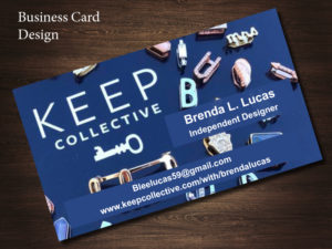 Keep Collective Business Card
