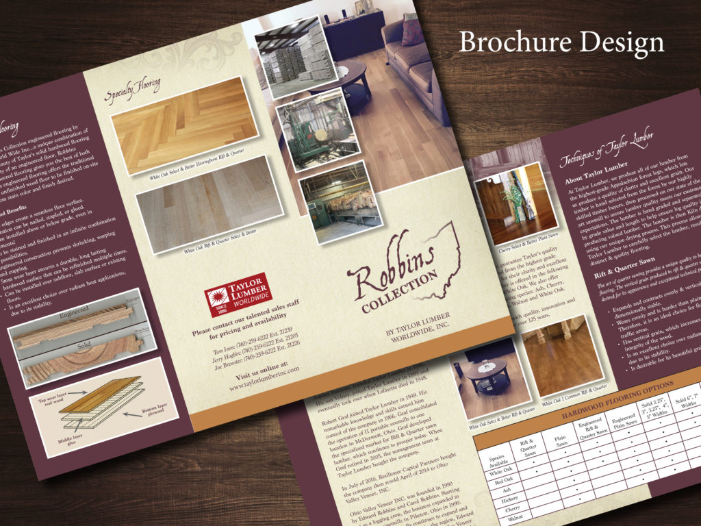 Taylor Lumber Brochure