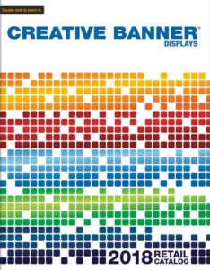 Creative Banner Displays Catalog